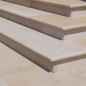 Bullnose Steps