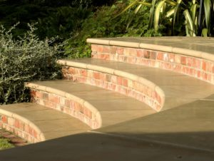 Sandstone steps image
